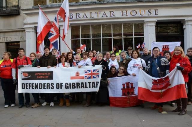 demo in london 30-11-13 21
