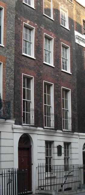 Benjamin_Franklin_Museum-Craven_Street
