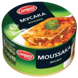 Bulgarian style Moussaka
